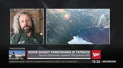 """TPN rozładował korki do Morskiego Oka. """"Był smród, hałas i frustracja"""""""