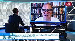 Wybory 2020. Andrzej Duda chce zmian w konstytucji. Włodzimierz Czarzasty: to śmierdzi Komorowskim