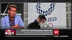 Odwołane igrzysk olimpijskich w Tokio? Korzeniowski wymienia możliwości