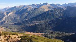 Ślady działalności lodowców w Tatrach. Niezwykłe nagranie z TPN