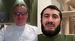"""KSW 61. Mamed Chalidow wskazał faworyta walki Pudzianowski - Jurkowski. """"Liczę na dobrą walkę"""""""