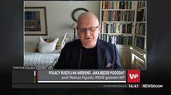 Pogoda. Puchar Świata w skokach w Zakopanem odbędzie się?