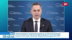 Rafał Trzaskowski zastąpi Borysa Budkę? Cezary Tomczyk jednoznacznie