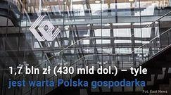 Polska cenniejsza od Facebooka. Ile jest warta nasza gospodarka?