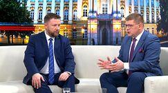 Marcin Kierwiński o nowym szefie BOR: nic nie poradzi, jak ma Błaszczaka nad sobą