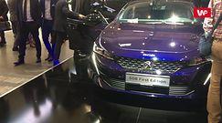 Nowy Peugeot 508 na Poznań Motor Show 2018