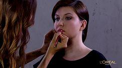 Tak wykonasz klasyczny makijaż w stylu francuskim - idealny na wiele okazji! Tutorial odtwarzający look Kristiny Bazan