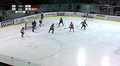 Hokej, PHL, play-off: Comarch Cracovia - Orlik Opole (skrót)