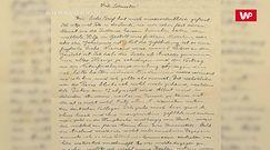 Ujawniono niepublikowany list Alberta Einsteina z 1922 roku