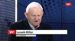 Leszek Miller o pomniku Lecha Kaczyńskiego. Jasna deklaracja