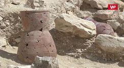 Pierwsze takie odkrycie w Egipcie