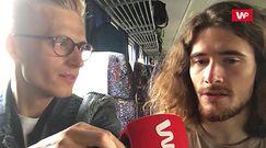 """""""Koncerty to dodatek do atmosfery"""". Reporter WP w drodze na Pol'and'Rock Festival"""