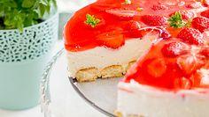 Sprawdzony przepis na pyszny deser z truskawkami. Idealny na upalny początek lata