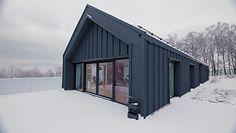 Dom za 3,7 tys. za metr kwadratowy? Tak wygląda luksusowa rezydencja w górach