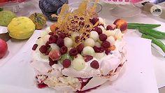 Przepis na idealny tort bezowy z marakują