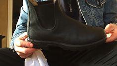 Zabezpiecz buty przed solą