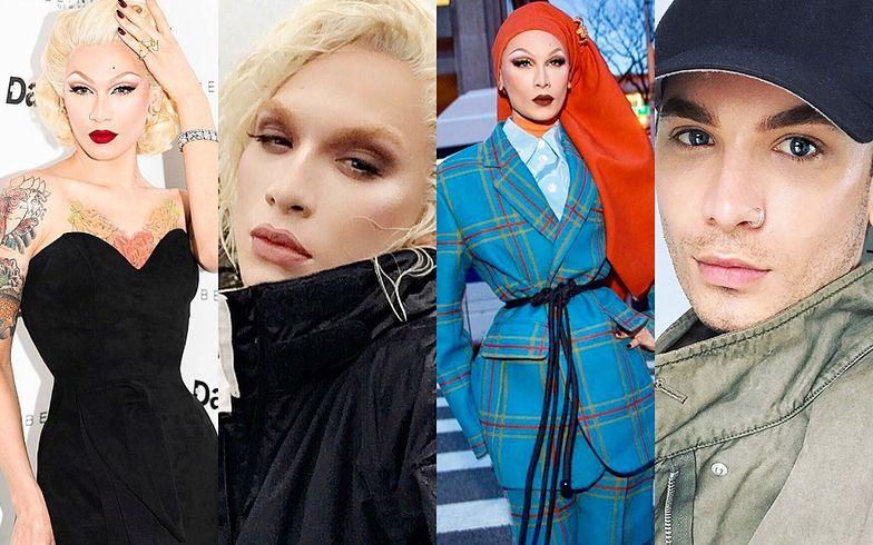 Miss Fame, pierwsza drag queen-supermodelka