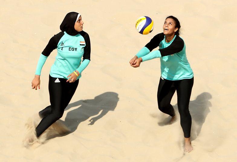 Nada Meawad i Doaa Elghobashy