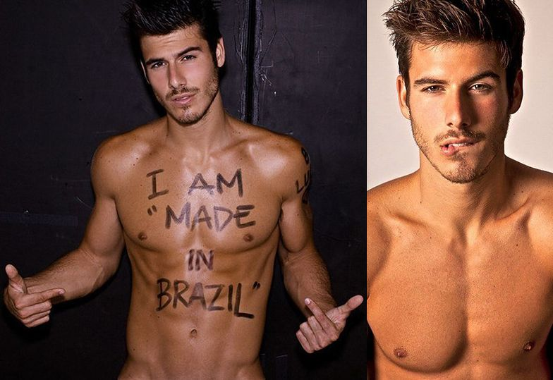 """Ciacho Tygodnia"": Lucas ""Made in Brazil"" Bernardini"