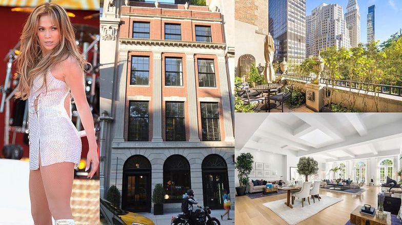 Apartament Jennifer Lopez na Manhattanie