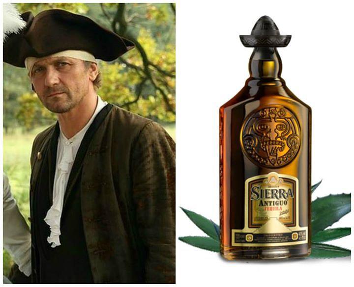 Alkohole, które wyglądają jak Andrzej Chyra (ZDJĘCIA)