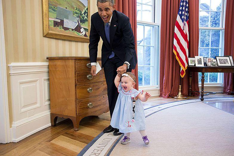Barack Obama w obiektywie Petera Souzy