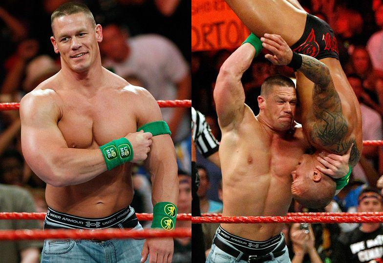 Ciacho Tygodnia: wrestler z Hollywood John Cena