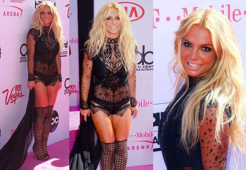 Britney Spears na rozdaniu nagród Billboard