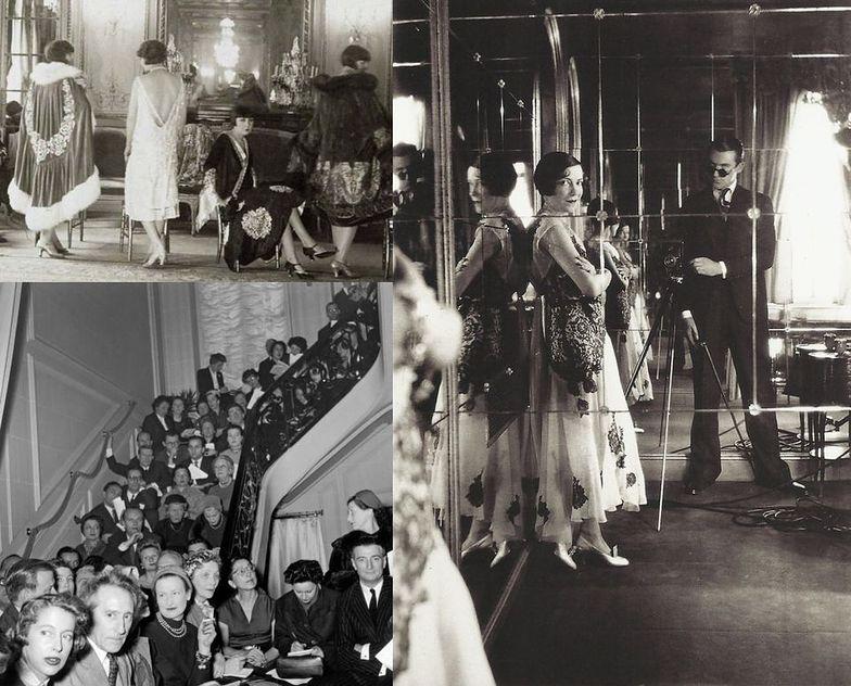 Pierwsze pokazy mody