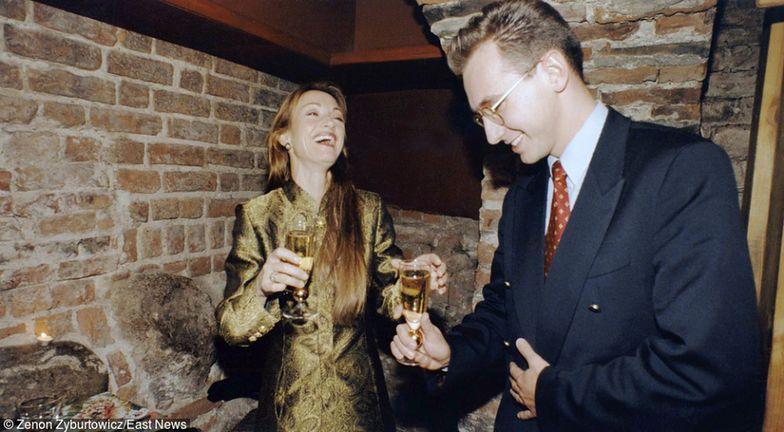 25 lat Piotra Kraśko w TVP:  1999 - wywiad z Jane Seymour