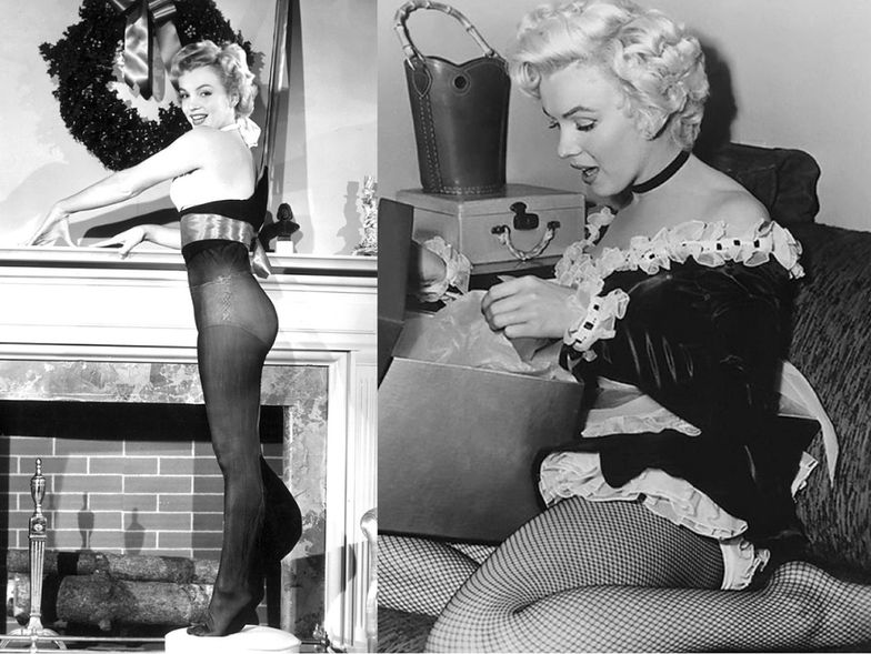 Święta gwiazd dawnego Hollywood: Marilyn Monroe