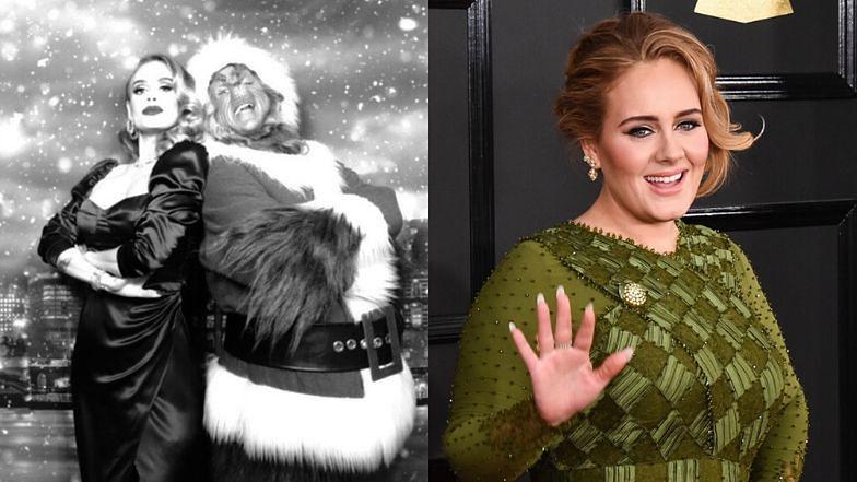 Adele wciąż chudnie.