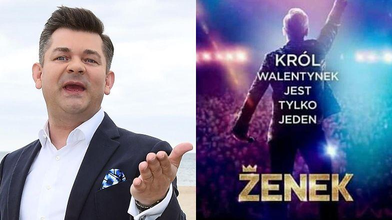 """""""Zenek"""" wchodzi do kin w Walentynki"""