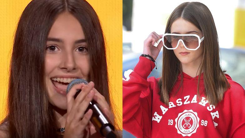 """Nowa Roksana Węgiel w """"The Voice Kids""""? 13-letnią Gabrielę Coutinho chcieli mieć w swojej drużynie wszyscy jurorzy!"""