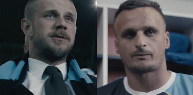Patryk Vega pokazał… zwiastun zwiastuna filmu o kibolach! W rolach głównych Sławomir Peszko i Kamil Grosicki