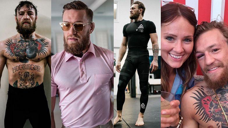 CIACHO TYGODNIA: jeden z najbogatszych zawodników MMA - Conor McGregor