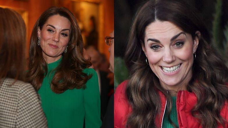 Kate Middleton pochwaliła się swoim dawnym zawodem.