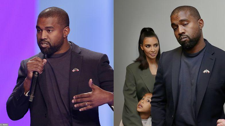 """Bogobojny Kanye West odpływa na mszy: """"Jestem największym artystą, którego Bóg KIEDYKOLWIEK STWORZYŁ"""""""