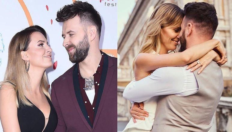 """Agnieszka Hyży świętuje piątą rocznicę ślubu: """"Najpiękniejsze są miłości, które bronią się nie tylko WIRTUALNYMI OPISAMI"""""""