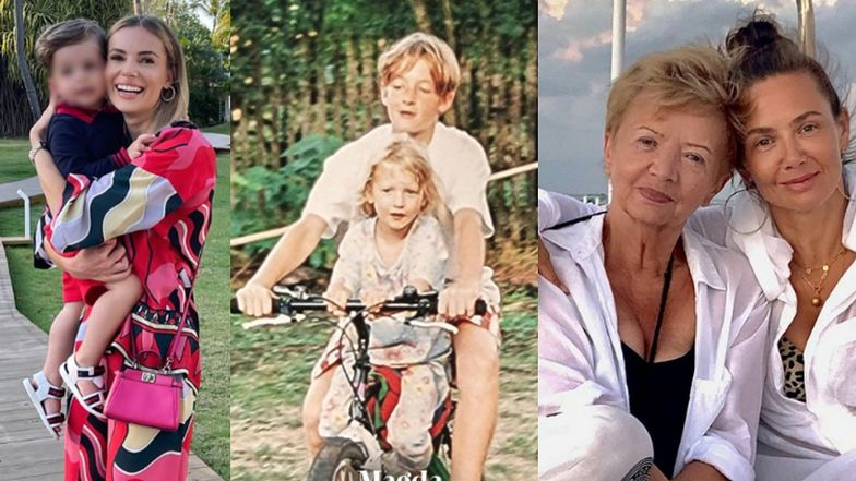Dzień Matki 2021: Gwiazdy dziękują swoim Mamom i zachwycają się macierzyństwem (ZDJĘCIA)