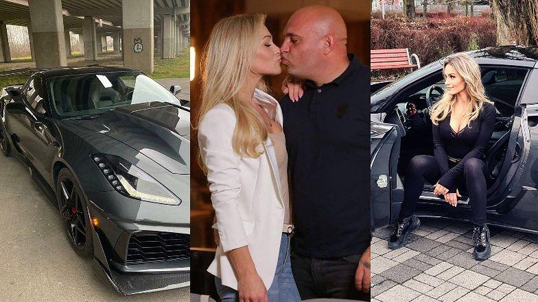 """Dominik Abus z """"Gogglebox"""" podarował ukochanej auto za prawie MILION ZŁOTYCH: """"W Polsce jest TYLKO JEDEN taki model"""" (ZDJĘCIA)"""