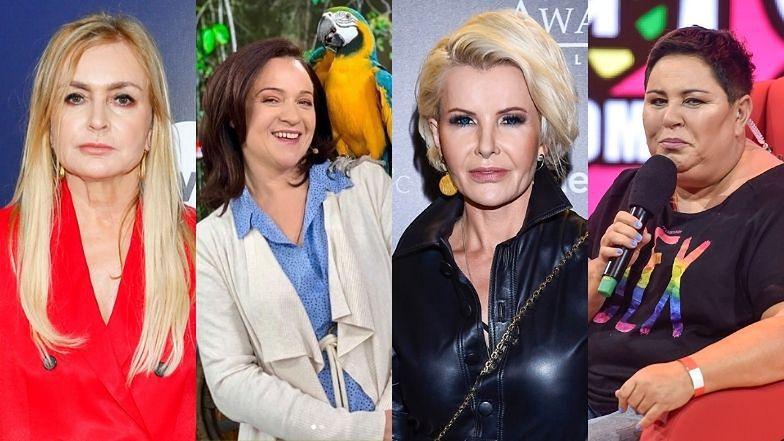 Tak zmieniły się polskie dziennikarki telewizyjne: Monika Olejnik, Dorota Wellman, Anita Werner i wiele innych (ZDJĘCIA)