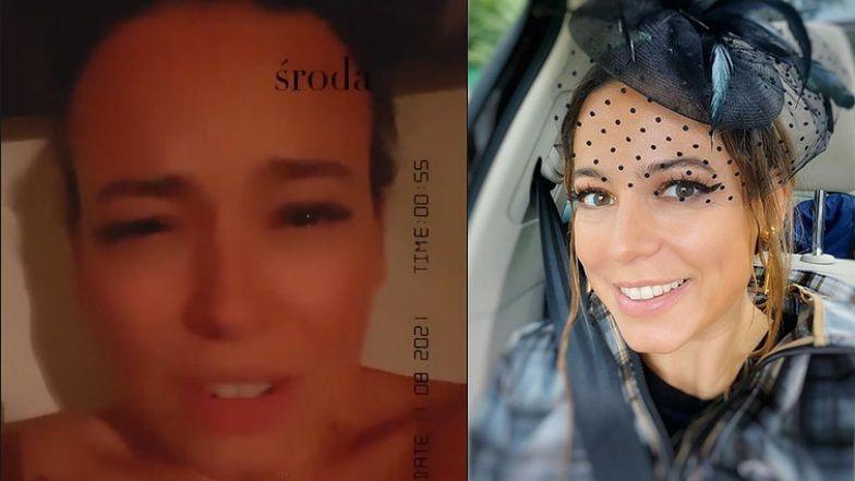 """Anna Mucha do internautki, która skrytykowała makijaż zrobiony przez córkę: """"JESTEŚ GŁUPIĄ KOBIETĄ"""""""