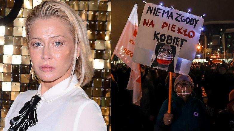 """Katarzyna Warnke komentuje sytuację kobiet w Polsce: """"To jest NIEHUMANITARNE"""""""