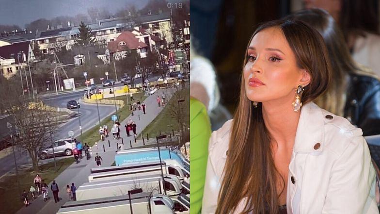 """Oburzona Marina o tłumach na warszawskich ulicach: """"Jesteście egoistami. Błagam, opanujcie się!"""""""