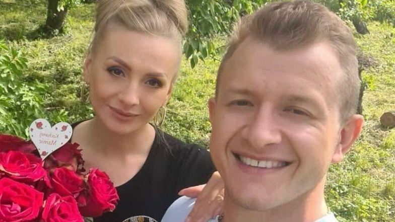 """Dawid Narożny OŚWIADCZYŁ SIĘ Joannie! """"Pierwszy raz się zgodziła"""" (WIDEO)"""