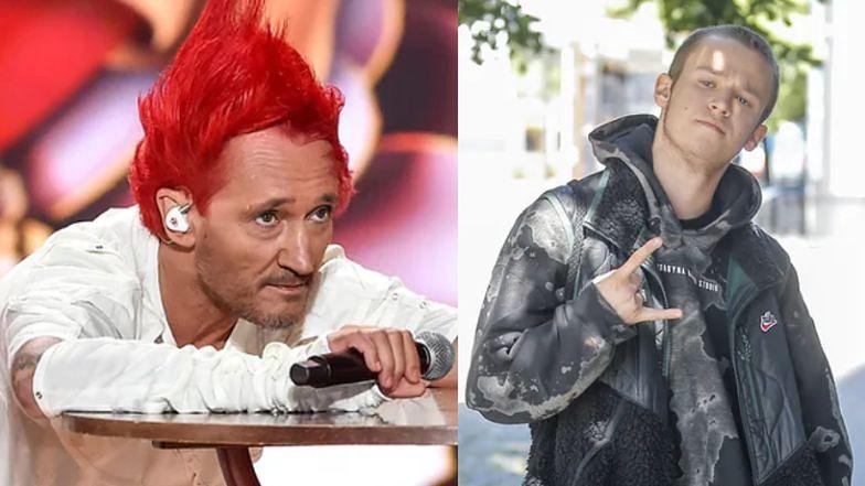 """Michał Wiśniewski boi się o przyszłość Xaviera po tym, co usłyszał w jego piosence. """"Oby nigdy nie spie*dolił z tego świata"""""""