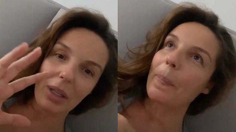 """Agnieszka Włodarczyk apeluje do fanek: """"Jak nie proszę o rady, to błagam, nie wysyłajcie mi ich"""""""