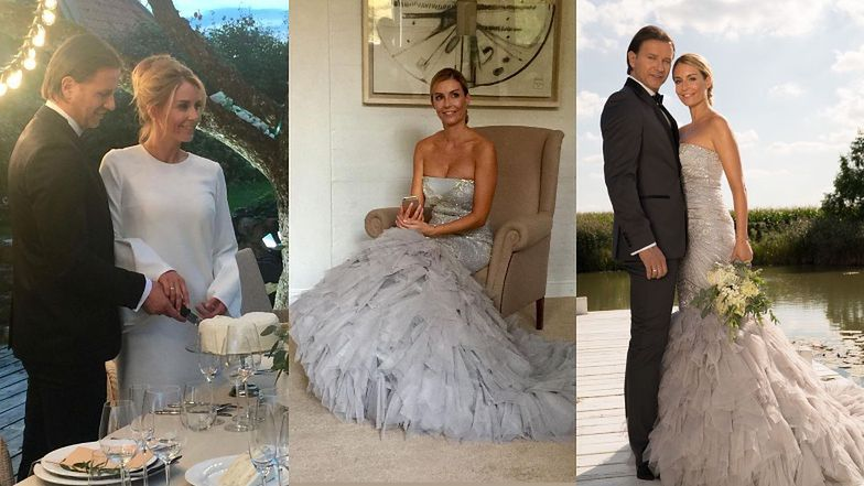 """Małgorzata Rozenek i Radosław Majdan świętują PIĄTĄ rocznicę ślubu: """"Jeszcze tak wiele przed nami"""" (FOTO)"""