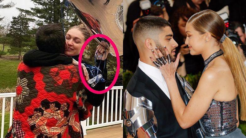 Gigi Hadid i Zayn Malik ZDRADZILI PŁEĆ DZIECKA?! Fani znaleźli dowody